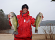 Ashley Takes Lead At Walmart FLW Tour Event On Lake Hartwell...