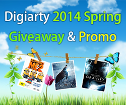 Free DVD Copy Software for 2014 Spring Promo