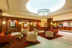SFO Hotel Lobby
