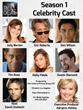 "The Reel Deal announces Season 1 Celebrity Mentors - Eric Roberts, Holly Fields, Tim Russ, Don ""The Dragon"" Wilson, Dustin Diamond, Judy Norton, with host David Chokachi and Executive Producer Adryenn Ashley"