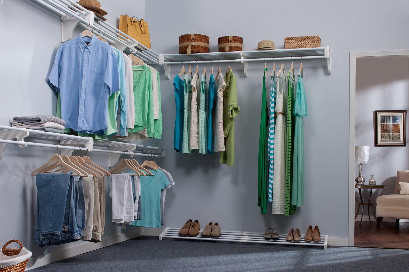 Home Depot Online Is Now Selling Ez Shelf Closet