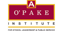 O'Pake Institute for Ethics, Leadership and Public Service at Alvernia University