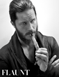 Trevis Fimmel & Pocketknife by William Henry