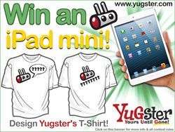 Win an Apple iPad Mini from Yugster Daily Deals