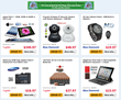 Yugster has over 30 deals available in their Plugster's Picks section.