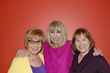 Rosemary Dibble, Workwizards VP Personnel (left), Kendeyl Johansen (middle), Kim Shea (right)