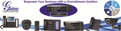 VoIP Supply to host Grandstream Learning Series webinars for customers to learn about new VoIP phones, IP PBX, surveillance solutions, and video phones from Grandstream.