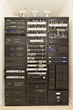 Professionally-designed and built component rack by VIA International