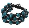 New Rhinestone Charm Bracelet Now Available on Aypearl.com