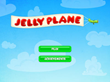 "New App ""Jelly Plane"" from Bake More Cake Maker Inc. Hailed as a More Polished, Beautiful and Insanely Challenging Version of Flappy Bird"