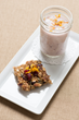 2nd Place Cranberry Honey Quinoa Bar with Spiced Cranberry Yogurt