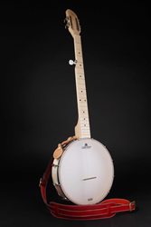 The Shackleton Banjo, made in Britain by The Great British Banjo Company