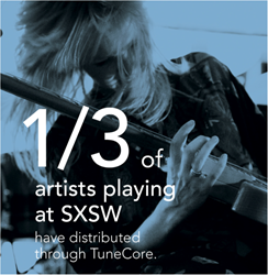 TuneCore Artists to Watch at SXSW