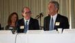 (L-R): Panelists Dani Glaser, CEO of Green Team Spirit, Larry Gottlieb, CEO of Hudson Valley Economic Development Corporation, Jim Giangrande, managing director of Altium Wealth Management.
