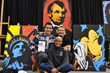 Graffiti Artist Erik Wahl Colors Canvas and Community at The Hun...