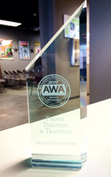 Car Wars Phone Tracking and Training Award