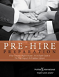 "Profiles International Releases ""Pre-Hire Preparation – What..."