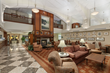 Lobby of High Hotels' Homewood Suites Reading, Pa.