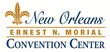 New Orleans Ernest N. Morial Convention Center Logo