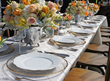 Party Rentals for Intimate Gathering
