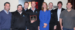 Energy Source winds National Grid Award
