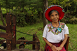 Ana, 71, is sponsored through Unbound in Guatemala.