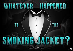 cigars, cigar magazine, smoking jacket, hugh hefner, arthur payson