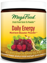 MegaFood Nutrient Booster Daily Energy
