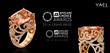 Yael Designs Wins Grand Prize in the 2014 JCK Jewelers' Choice Award...