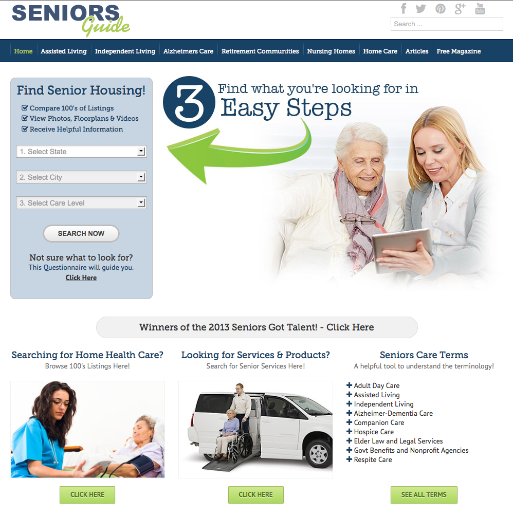 Newest Senior Singles Dating Online Service