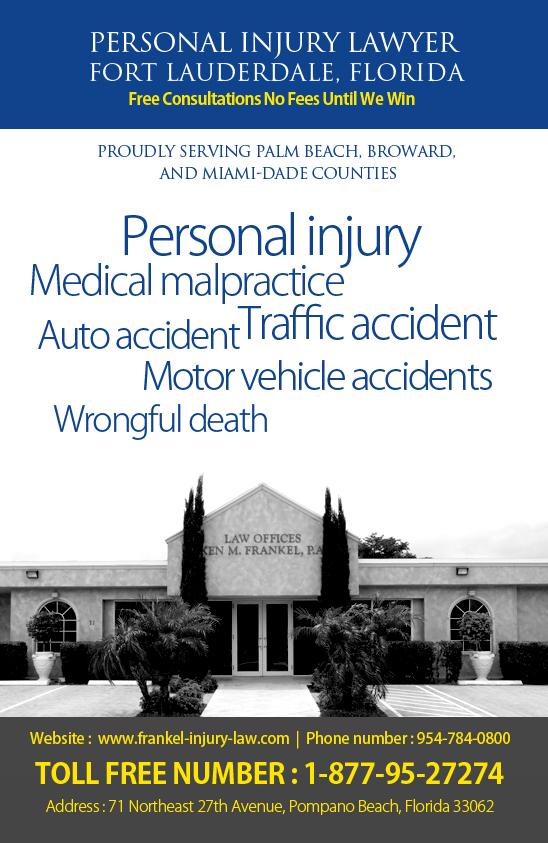 2 7 million motor vehicle collision settlement for Florida motor vehicle no fault law