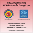 Registration Opens for GRC Annual Meeting & GEA Geothermal Energy...