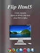 Flip HTML5 Upgrades Its HTML5 Flip Pages Software for Windows and Mac