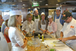 Celebrity chef Jonathan Justus, Cruising with the Chefs, Oceania Cruises