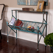Uttermost Generosa Iron Bookshelf Table 24348
