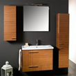 NS8 Simple Vanity With Two Storage Cabinets From Iotti