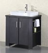Design Element Washington 36 Single Sink Bathroom Vanity Set DEC083A