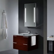 Vigo VG09003106K - 31-inch single Bathroom Vanity with mirror and lighting system