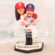 Great Custom Wedding Cake Topper Service Provided By FunDeliver.com