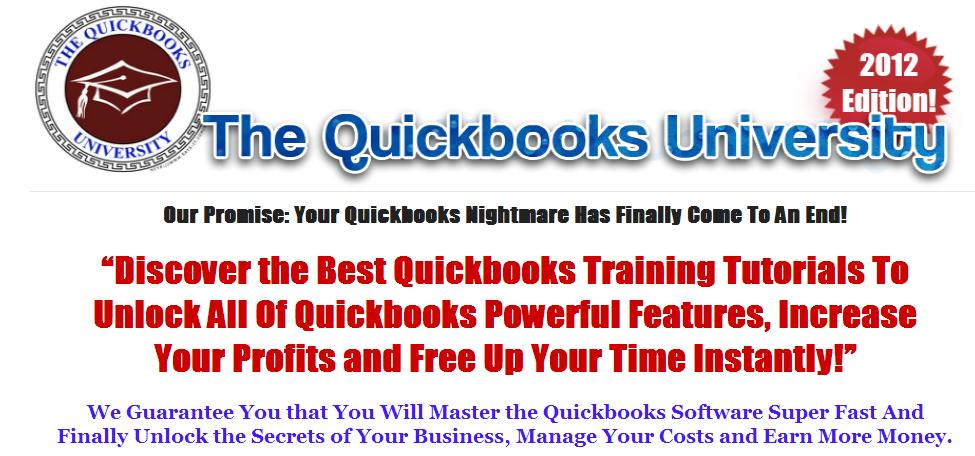 learn how to use quickbooks