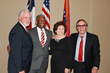 Event Hosts Bob White and Curt Green with Col. Allen West