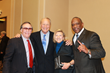 Special Guests Coach Barry Switzer and Billy Sims with Mr. & Mrs. Bob White