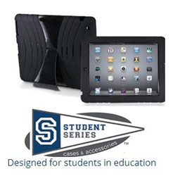Student Series Ruggidized Cases for iPads in Education