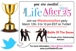 Relationship Rant Twitter Party
