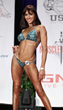 Simone's Airbrush Tanning's Bodybuilder Spray Tan Helps Female...