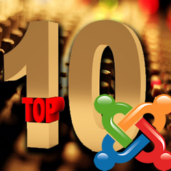 Top 10 Joomla Web Hosts