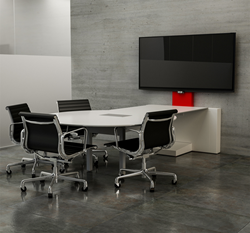 conference room, conference tables, technology, video conferencing