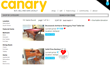 Canary Shop Page