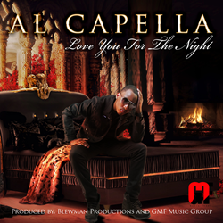 AL Capella Love You For the Night Single Cover