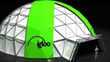 360° dome, igloo